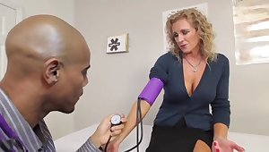 Cougars Like It Black - Drill-hole Jameson Medical Exam