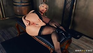 All Holes Gaped on Dee Williams by Plastic Dildoes amp  SexToys
