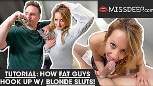 WHAT? Fat Dude bangs Emmanuelle Worley? MISSDEEP.com