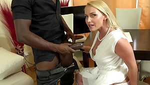 Your boss's huge, diabolical dick throng me cum over added to oftentimes